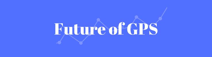 GPSの現在や未来